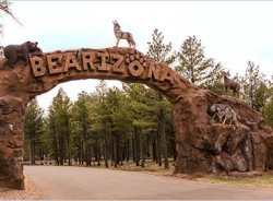 Entrance to Bearizona