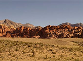 Red Rock panorama
