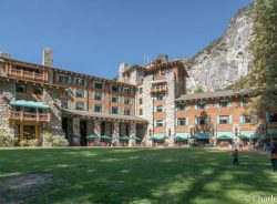 The Majestic Yosemite Hotel in Yosemite National Park