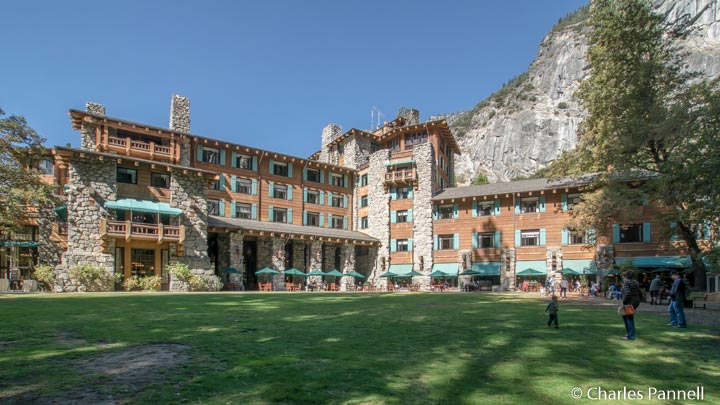 The Grand Majestic Hotel Yosemite