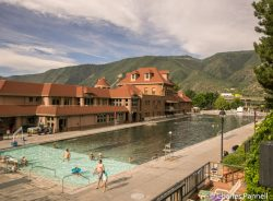Historic Glenwood Springs bathhouse