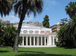 The Villa Pignatelli and its garden in Naples, Italy,By jzpresto (Villa Pignatelli) [CC BY 2.0 (http://creativecommons.org/licenses/by/2.0)], via Wikimedia Commons