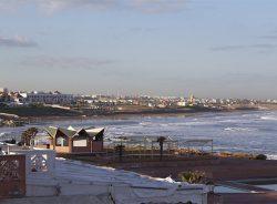 Boulevard de la Corniche, Dar-el-Beida, Morocco Patrick Nouhaillers… [CC BY-SA 3.0], via Wikimedia Commons