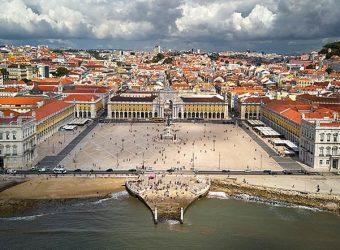 photo of Lisbon main square