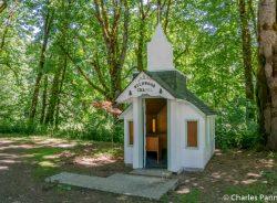 Wildwood Chapel in Marblemount, Washington