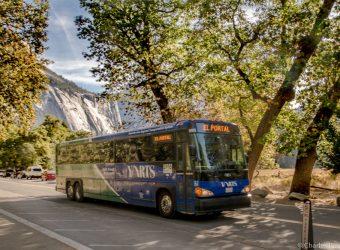 Yosemite Area Shuttle Announces Free Service Days