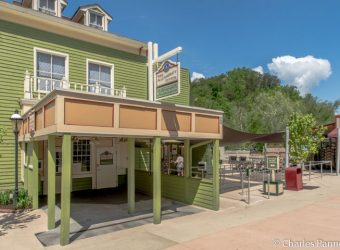 Ride Accessibility Center at Dollywood