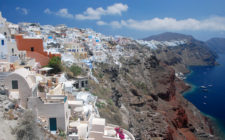 Santorini in a Wheelchair?