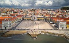 photo of Lisbon main square