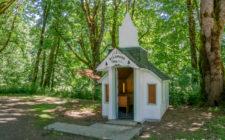 Wildwood Chapel in Marblemount, Washington