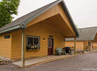 Cabin 1 at Wildlife Reguge Cabins