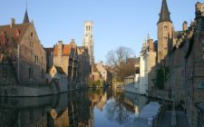 Brügge, Belgium - Historic City Center