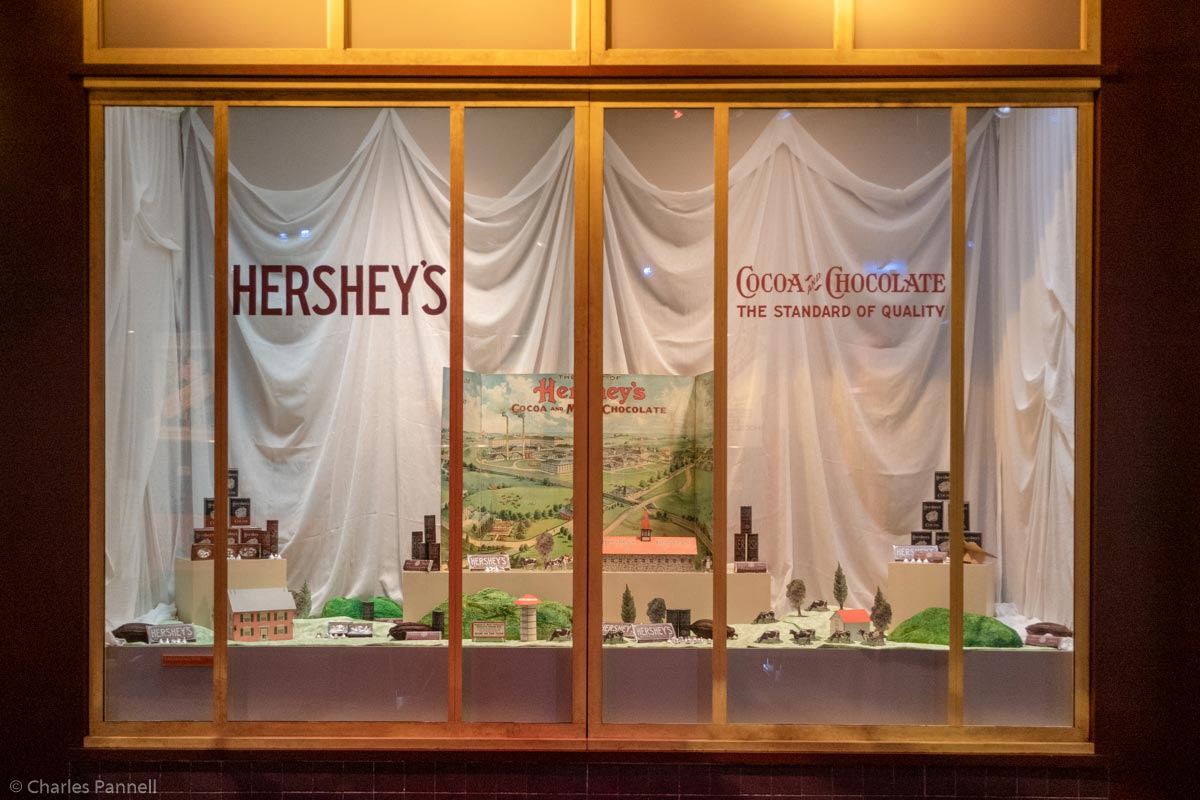 The Town That Hershey Built