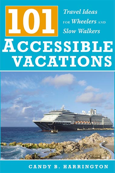 Cover of  101 Accessible Vacations