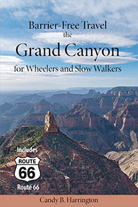Cover of Barrier-Free Travel The Grand Canyon
