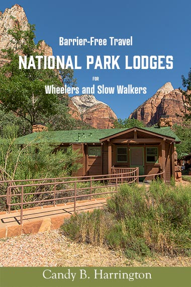 Cover of Barrier-Free Travel National Park Lodges