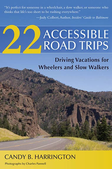 Cover of  22 Accessible Road Trips